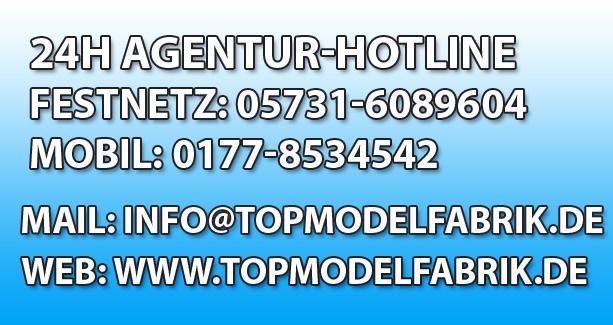Agentur für Models bundesweit 0177-8534542